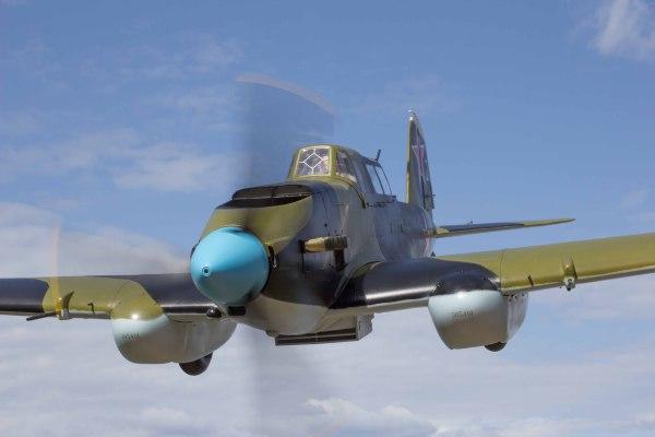 Gary Ritchie's Il-1M3 Sturmovik
