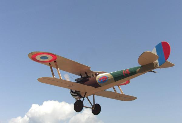 Gary Ritchie's Nieuport 28