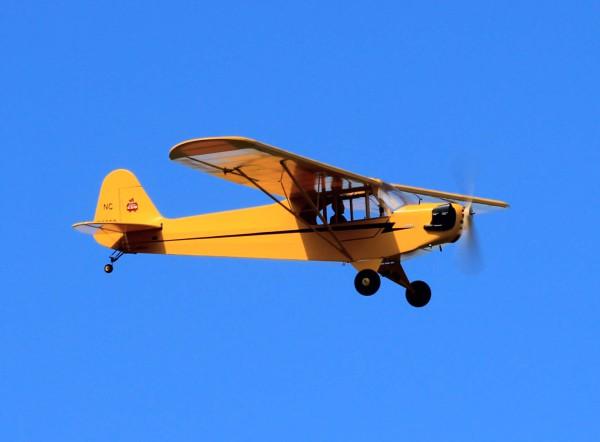 Randy Smithhisler's J-3 Cub
