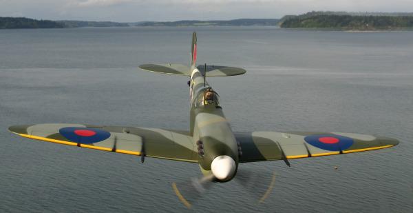 Gary Ritchie's Spitfire Mk 5b