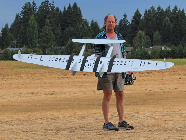 Ken Stuhr's Junkers J-1000