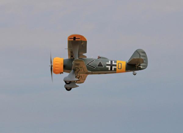 Ken Stuhr's Henschel 123