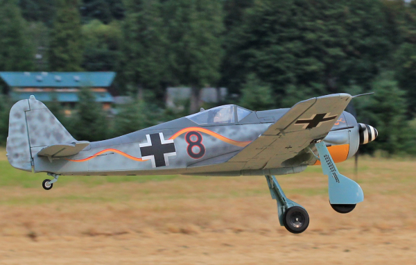 Ken Stuhr's FW 190