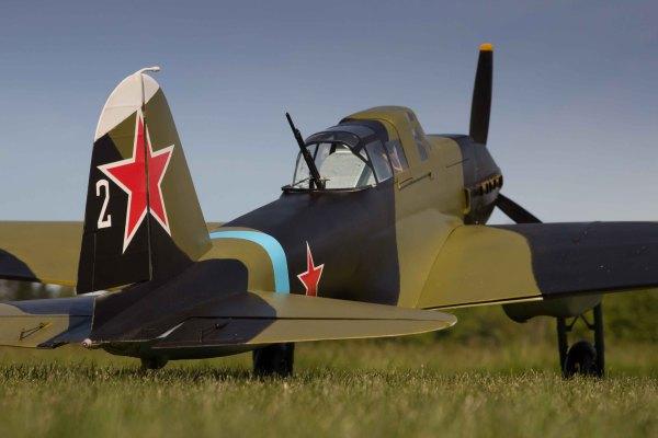 Gary Ritchie's Il-2M3 Sturmovik
