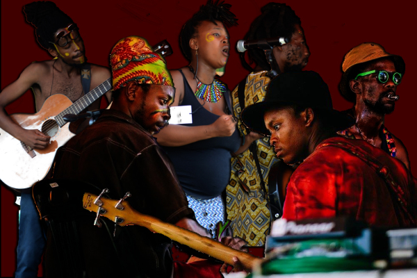 Sun Xa Experiment is an ancestral world music avante garde live band from Soweto, Johannesburg. Their fusion sound is a collaboration of many influences, from politics, life, love and peace. They preach in thier music oneness, growth and strength.They also serve as a reminder of who we are and where we come from as people. With thier music written in Isizulu, Sesotho and English, thier aim is to reach across borders that language music wouldn't reach and be able to communicate with the world and heal in the process.