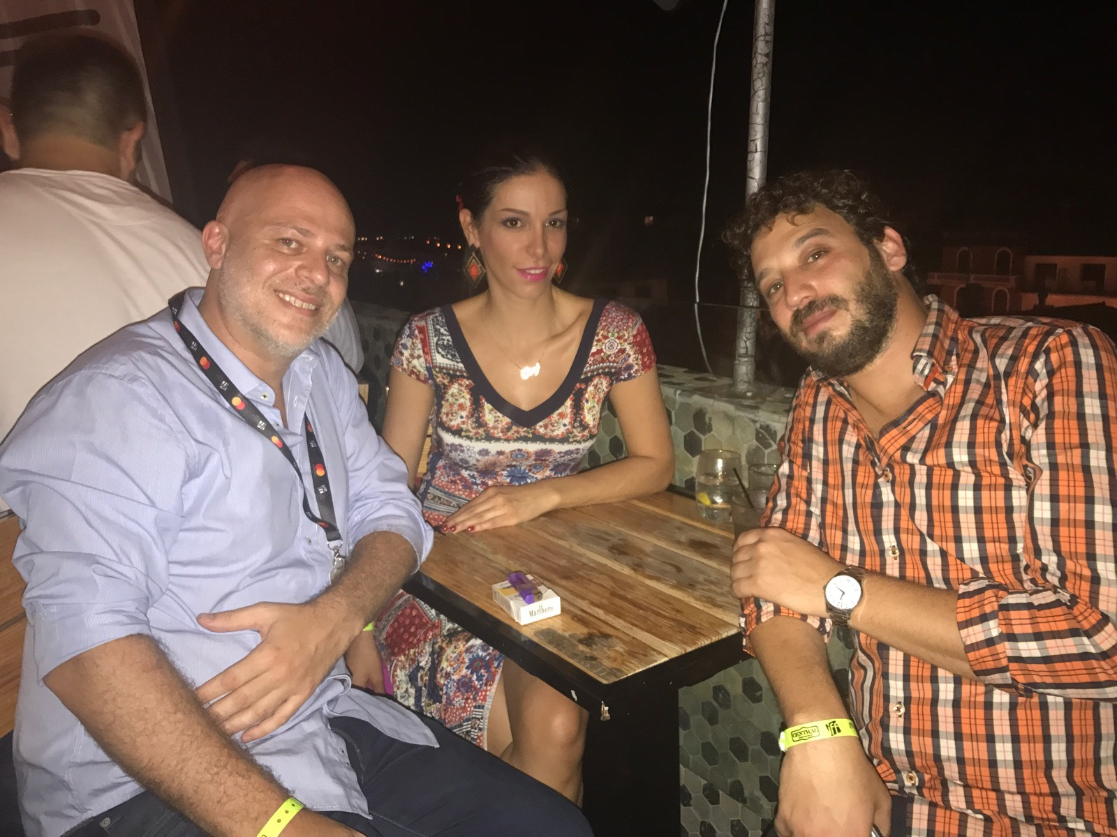 Productores Argentinos Ezequiel Borobinsky y Alejandro Israel