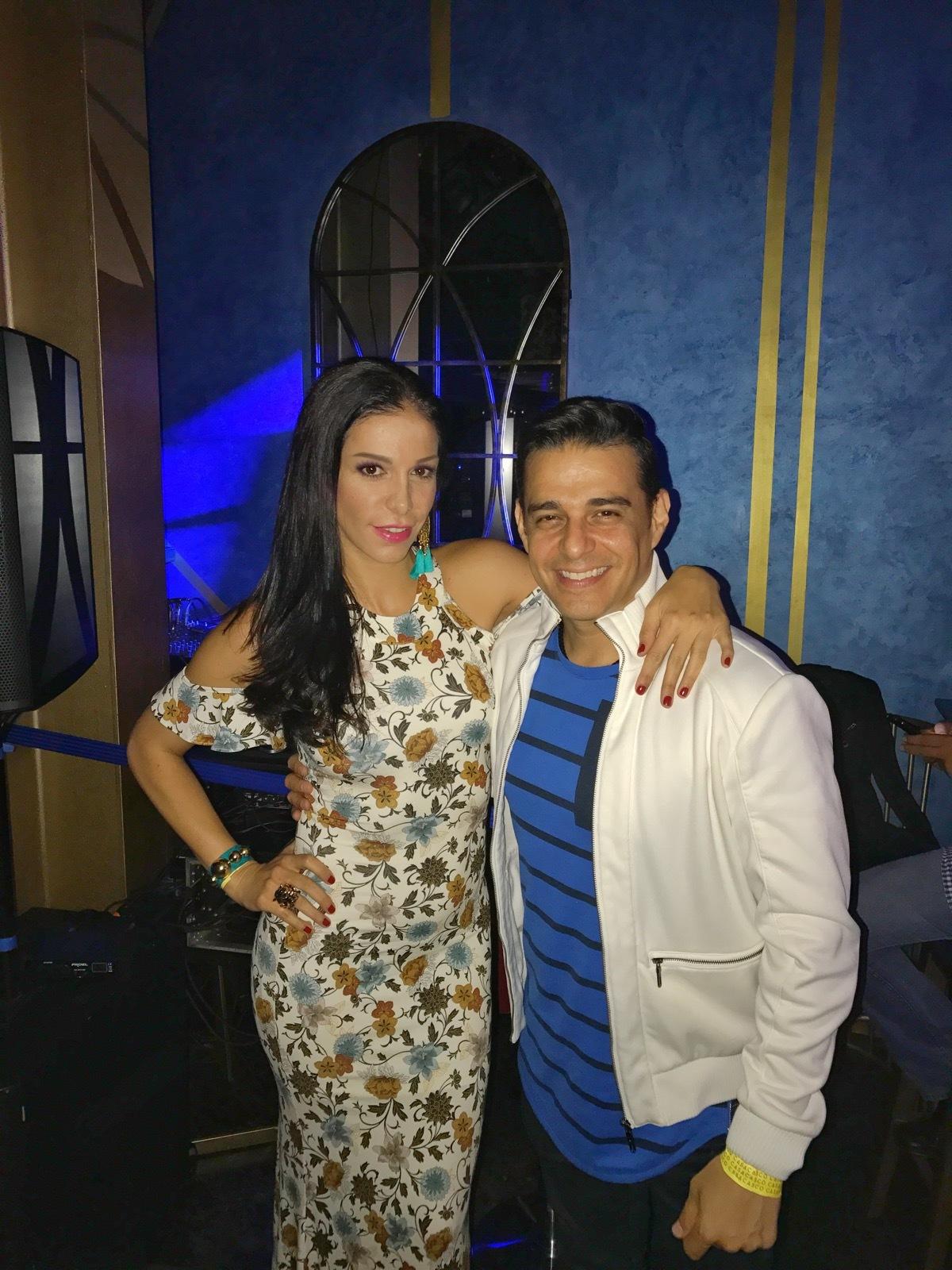 Cantante Venezolano de Salsa Jesus Alberto Ochoa