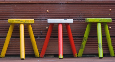 THE 3-LEGGED STOOL & DISCIPLESHIP