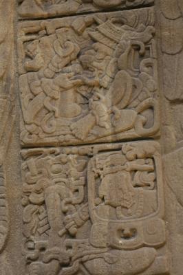 The Mayan City of Quirigua, Guatemala: WORLD HERITAGE.