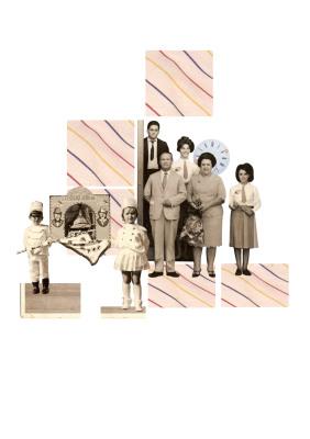 Fragmentos, 2007.  30 x 40 cm. Fotomontagem / Photomontage