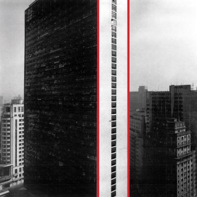 Mirante Descontituído, 2010. 80 x 80 cm. Fotomontagem / Photomontage