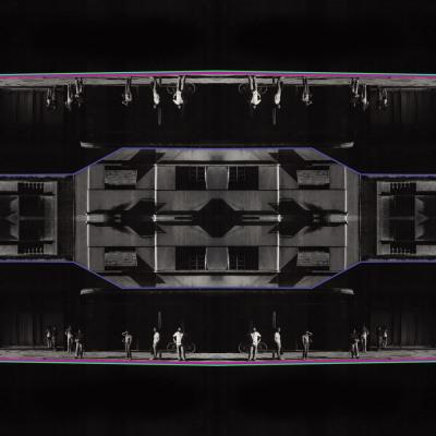 Supressão, 2010. 80 x 80 cm. Fotomontagem / Photomontage