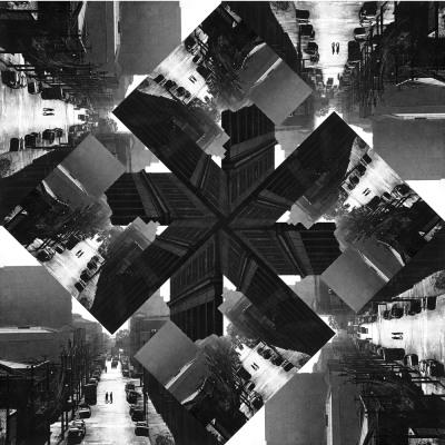 Solon Deslocado, 2010. 80 x 80 cm. Fotomontagem / Photomontage