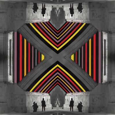 9 Imaginário, 2010. 80 x 80 cm. Fotomontagem / Photomontage