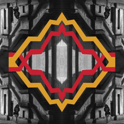 Não-Lugar, 2010. 80 x 80 cm. Fotomontagem / Photomontage