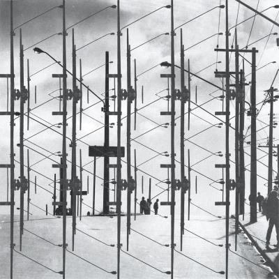 Sincronia, 2010. 80 x 80 cm. Fotomontagem / Photomontage