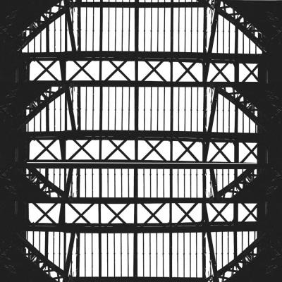 Luz Contínua, 2010. 80 x 80 cm. Fotomontagem / Photomontage