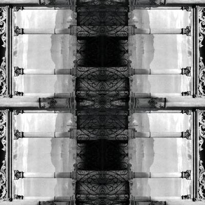 Arranjo do Jaraguá , 2010. 80 x 80 cm. Fotomontagem / Photomontage