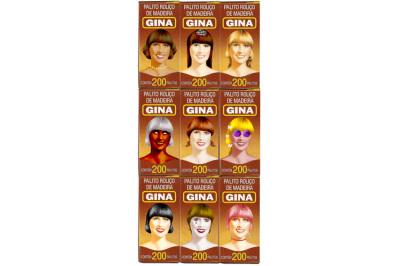Ginas, 2010. 30 x 20 cm. Arte Digital / Digital Art