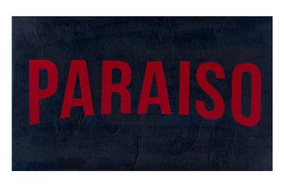 Paradise, 2017.  30 x 50 cm. Fotomontagem / Photomontage