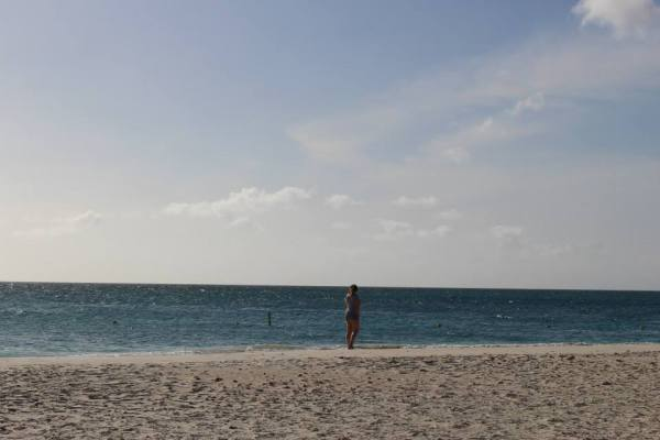 Aruba is beautiful