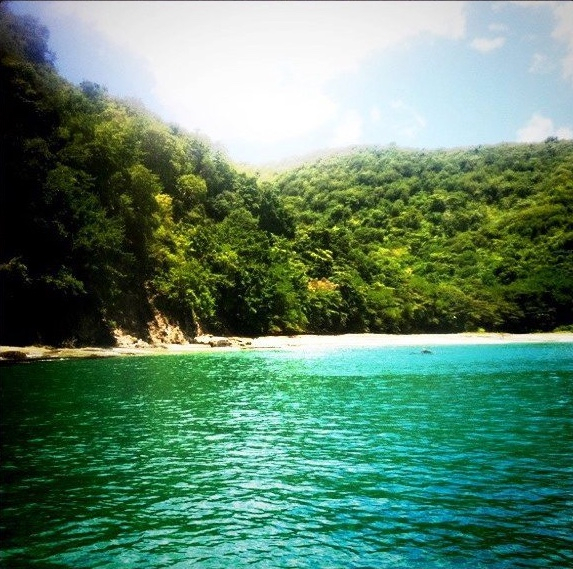 Emerald Cove, Tobago