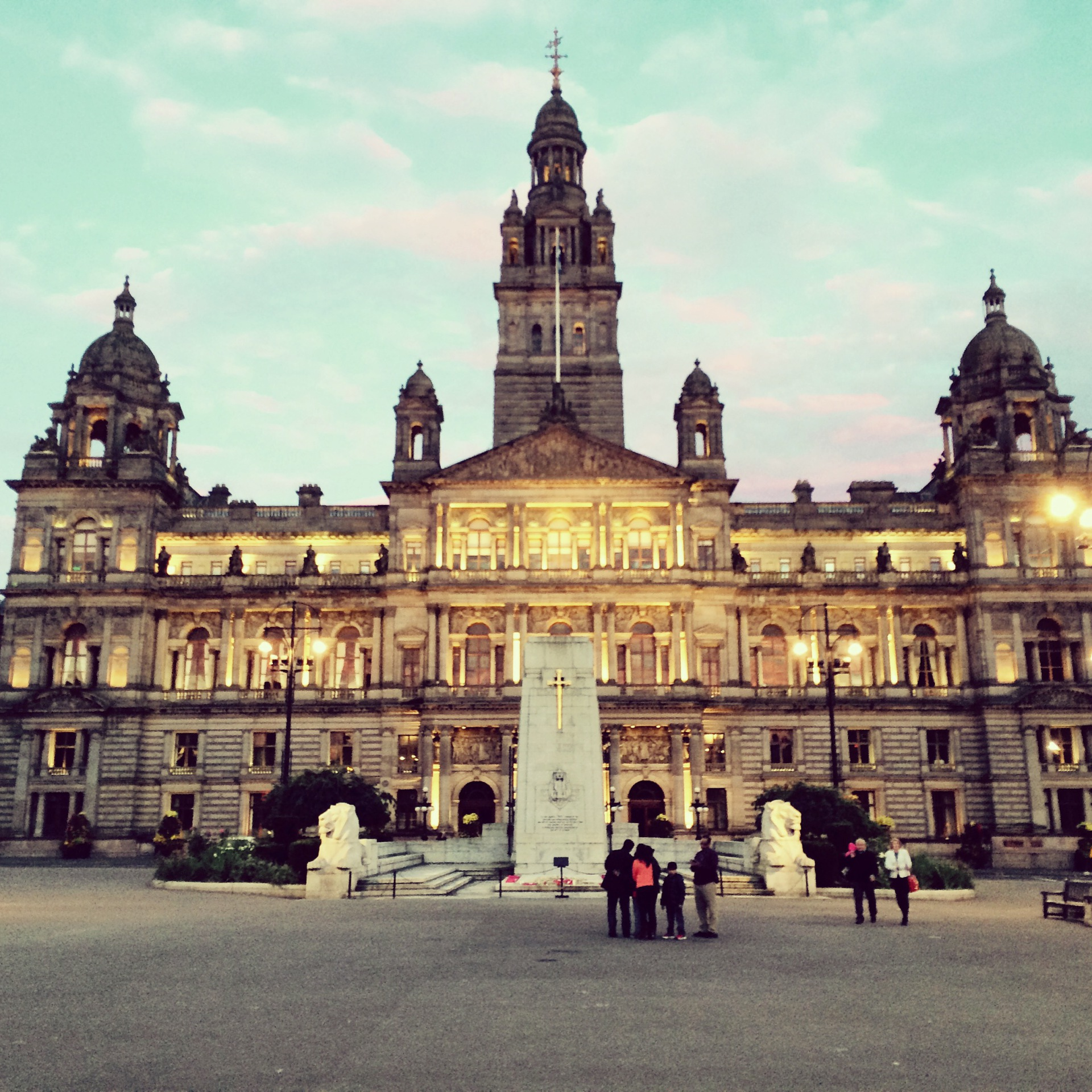 8 Great Places to Eat in Glasgow City Centre