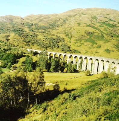 Trains, Seafood and Harry Potter: My Trip to Mallaig