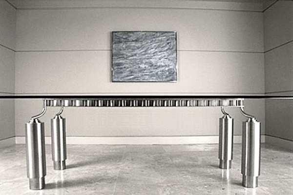 Metropolis Table Furniture Design