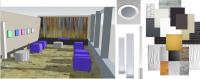 Lobby by SL Interiors
