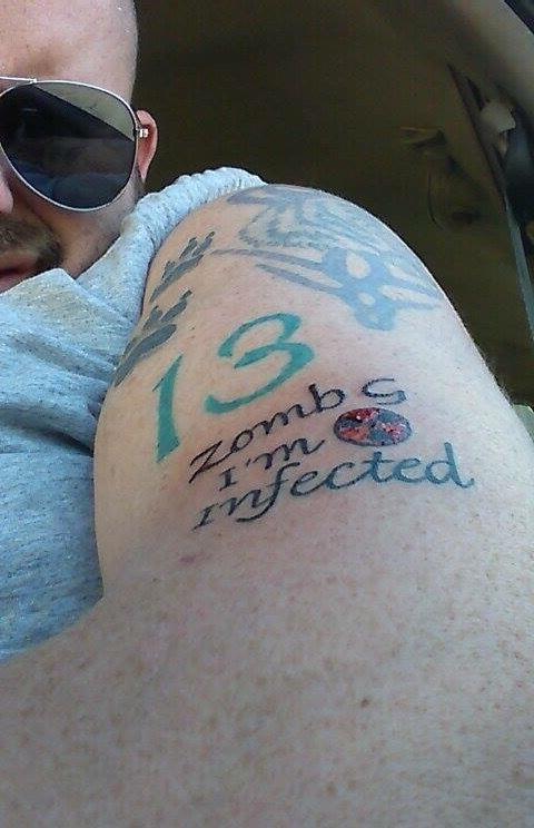 #fanart #fantattoo #247inkmagazine #tattoo #zombiegang #undeadboss #zombG #virusvodka #hiphoppatientzero #kaoskustomfangs #fangbanger #gvirus #zcode #getbitorgetate #hoodhorror #horrorcore #ps4giveaway #vladtv #theshaderoominc #vampin #worldstarhiphop #WSHH #hotnewhiphop #horror #swayinthemorning #jimjones #theshaderoom #vamplife #djkhaled