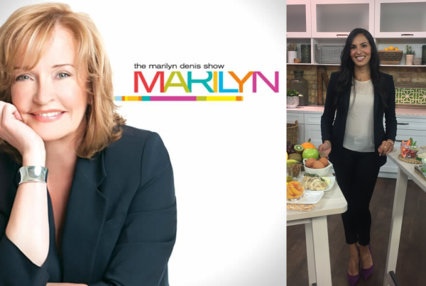 Dr. Andi on The Marilyn Denis Show