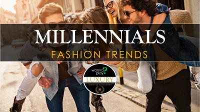 Millennial Fashion Trends - Old Is New Again