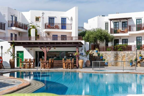Wanna Play Getaway 2018 - Creta Maris - Pithos Pool