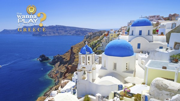 Tour of Santorini ($198 - Crete)