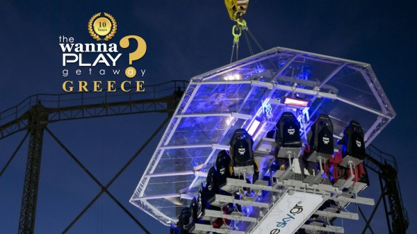 Dinner In The Sky ($158 - Athens)