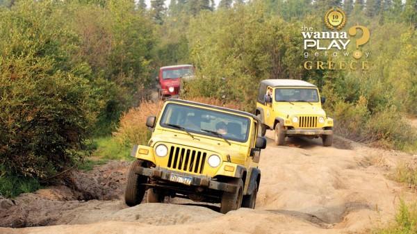Jeep Safari Tour ($125 - Crete)
