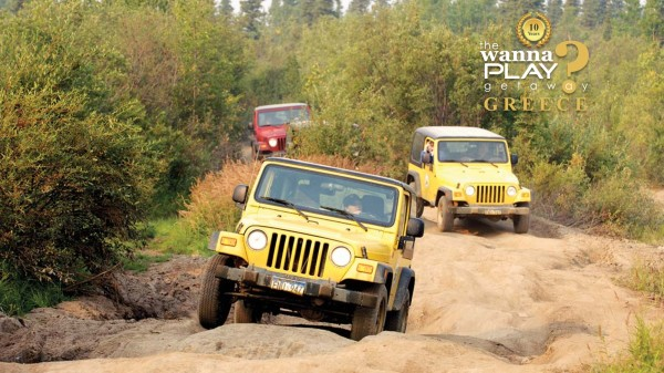 Jeep Safari Tour ($125 - Crete)