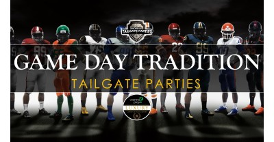 A New Game Day Tradition - Mobile Tailgate Parties