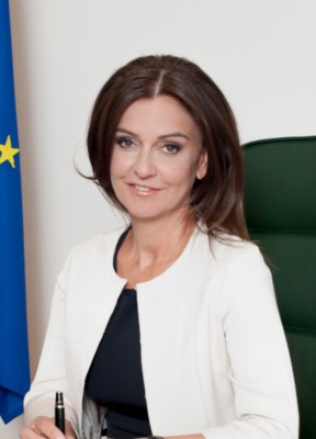 Ваня Димитрова Колева, Заместник - министър