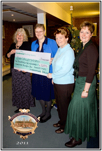 Supporting Eden Valley Hospice