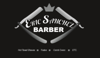 Business card design for Barber