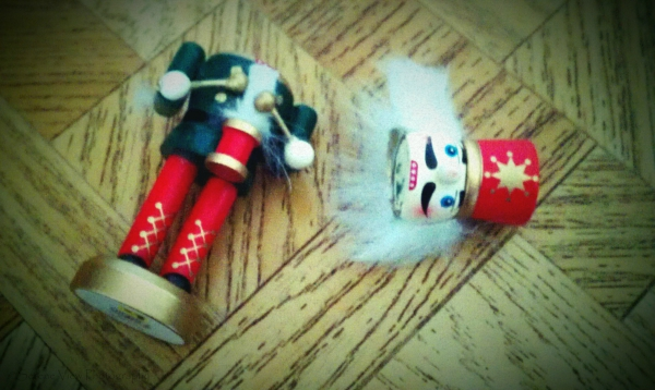 Broken Nutcracker