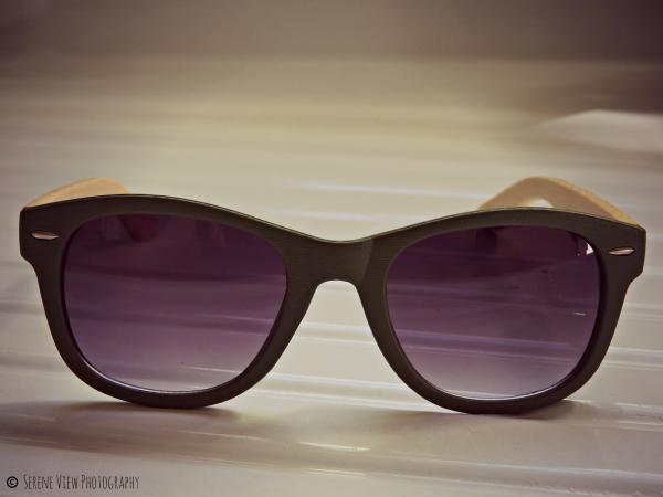 Vintage Wayfarer Sunglasses