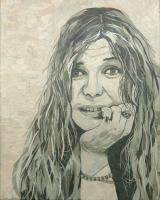 Janis Joplin - Limited Edition Print