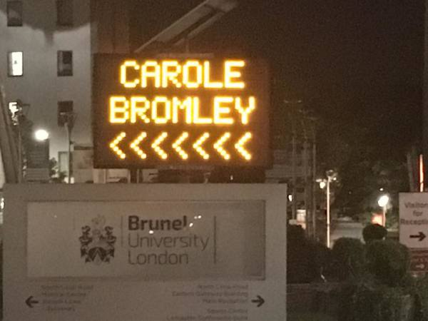 Brunel University May 2017