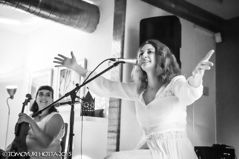 AlCultura concert Liona & Serena Strings