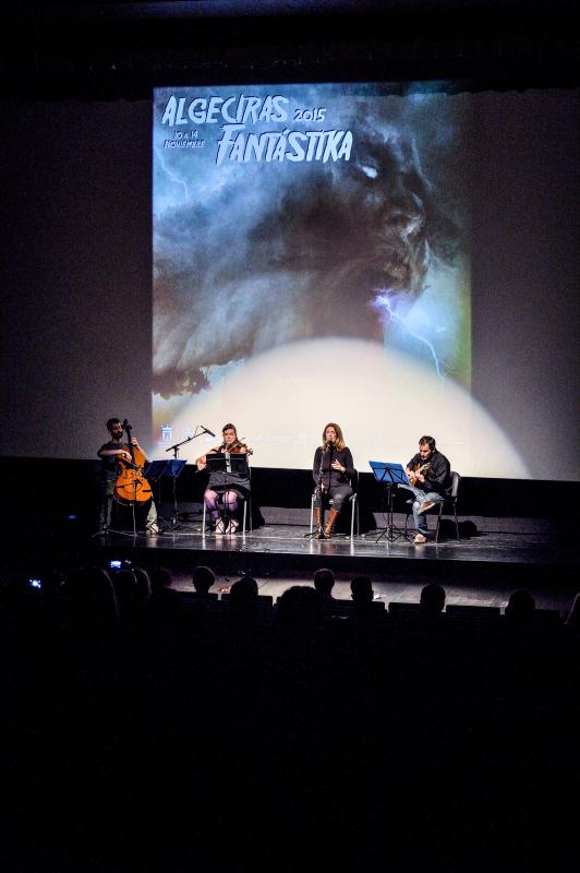 Liona & Serena Strings Algeciras Fantastika