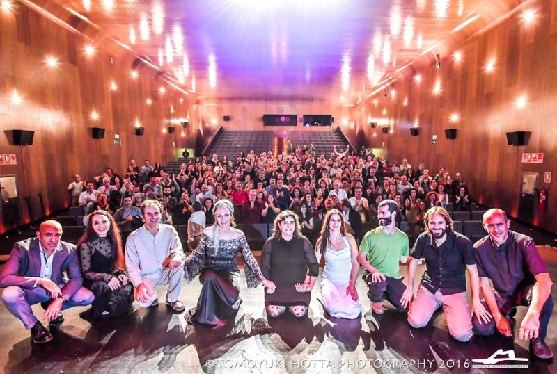 Liona & Serena Strings Teatro Florida