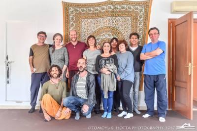 Voice Workshop at the El Molino Center, Puerto Real